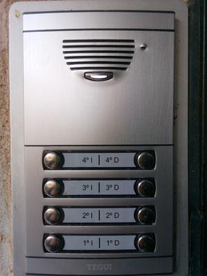 Porteros automáticos y vídeo porteros - Toledo