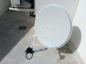 Mantenimiento y reparación de antenas